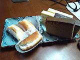 シロヤのお菓子