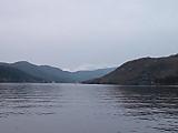 芦ノ湖中心