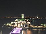 横浜ベイブリッジ&鶴見つばさ橋の夜景
