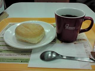 朝食&時間調整